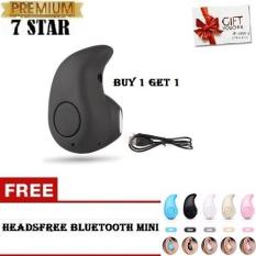 [BUY 1 GET 1] Headset Bluetooth Mini S530 / Headsfree Bluetooth Keong Untuk All Smartphone + Colokan Charger