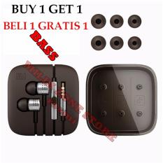 Miliki Segera Buy 1 Get 1 Xiaomi Earphone Piston 2Nd Gen Handsfree Random Warna