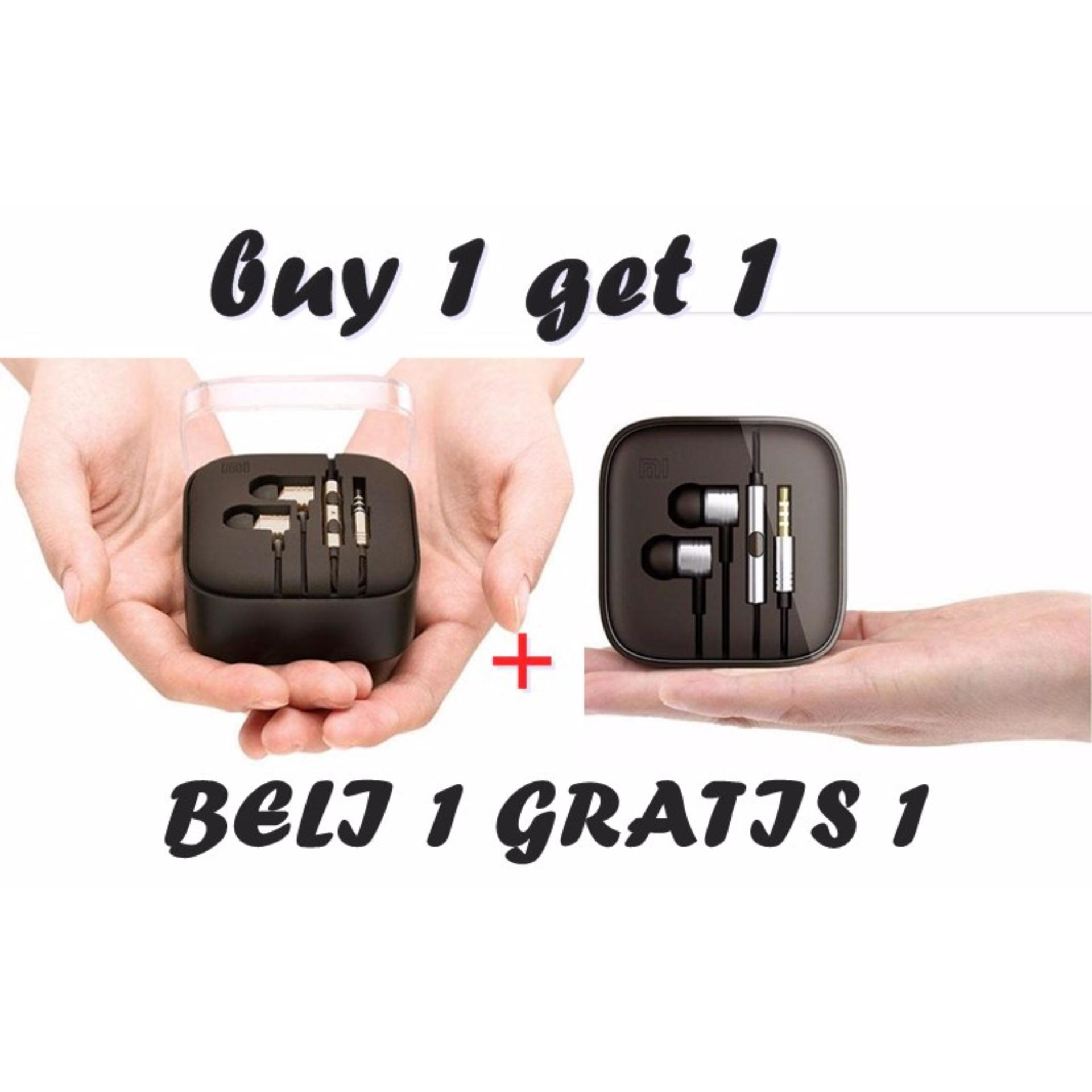 Review Tentang Buy 1 Get 1 Xiaomi Earphone Piston Original 2Nd Gen Handsfree