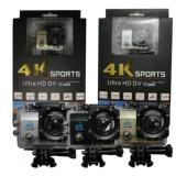 Jual Buy 1 Get Free Sport Cam 4K Action Camera Wifi Ultra 16Mp Full Hd 1080 Sportcam Action Kamera Memori Handphone Grosir