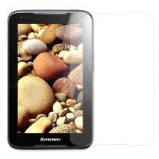 Beli Satu Gratis Satu 9 H Tempered Glass Pelindung Layar Anti-ledakan untuk Lenovo IdeaTab A1000