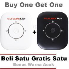 Toko Buy One Get One Smartfren Andromax M3Y Mifi Modem Wifi 4Glite Putih Random Free Kartu Perdana Smartfren Di Dki Jakarta