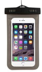 BuyBuy Shop 2 Pcs Universal Tahan Air Menyelam PVC Bag Pouch Transparan untuk IPhone Xiaomi Redmi 4 Pro Case Samsung Galaxy J3 Case untuk Honor 8 Case Hingga 6 Inch-Intl