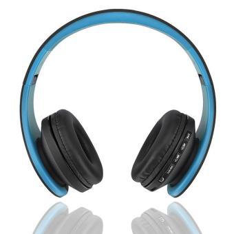 Membeli Di Koin 4 In 1 Pro Stereo Bluetooth Headphone Headset Nirkabel Musik Earphone dengan MIC