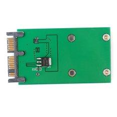 Ulasan Mengenai Buy In Coins Mini Pcie Pci E Msata 3 Cm X 5 Cm For Ssd 1 8 Inci Micro Sata Konverter Adaptor Kartu