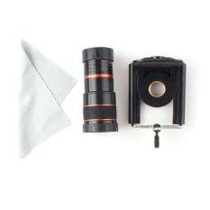 Review Buy In Coins Universal 8X Zoom Lensa Optik Teleskop Ponsel Untuk Kamera Ponsel Baru