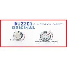 BUZZER CINA Q20 20MM VIBRATE ORI LOUD SPEAKER MUSIK RINGTONE 701391