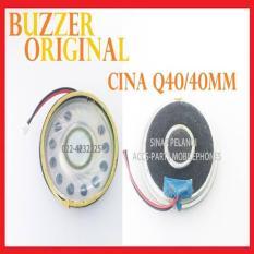 BUZZER CINA Q40 40MM ORI RINGTONE LOUD SPEAKER MUSIK SUARA 701402
