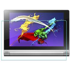 BYT Pelindung Layar Kaca Temper For Lenovo YOGA Tablet 2-1050F 10 Inci, 9 Jam Kekerasan, ARC 2.5D Tepi (2 Buah Pack)