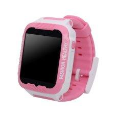 Harga C3 Kids Anti Kehilangan Smart Watch Sos Panggilan Telepon Gps Tracker Pink Intl Yang Murah