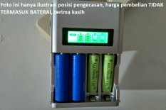 C903 Charger With Display Rechargeable 4 In 1 Cas Pengecas Baterai 4 Pcs Sekaligus AA / AAA / NI-CD / NI-MH, Charger Baterai Cas / Baterai Isi Ulang, Baterai Remote, Remote AC / TV, Baterai Mouse / Game / Games / Alarm / Jam Dinding Dll