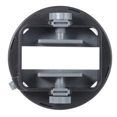 CA-SGU Universal Flash Speedlite Mount Adaptor Bracket Aksesoris untuk Nikon Canon Yongnuo GODOX Sigma Andoer Neewer Vivitar Speedlight Pintu Gudang Refelctor Mini Outdoorfree