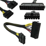 Beli Kabel Untuk Lenovo Ibm 24 Pin Sampai 14 Pin Psu Catu Daya Utama Atx Kabel Adaptor Internasional Baru