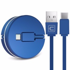 Jual Cafele 1M Retractable Usb Type C Cable For Oneplus 5 Portable Type C To Usb 2 Data Syncing And Charging Cable Ce Certification Intl Baru