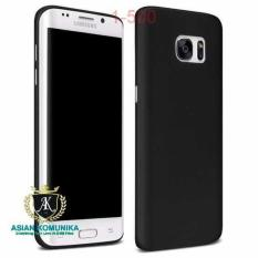 CAFELE Matte Hardcase For Samsung Galaxy Note 8-Hitam