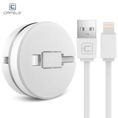 Harga Cafele Usb Charging Cepat Ditarik Kabel 8 Pin Untuk Iphone 1 M Intl Tiongkok