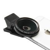 Harga Cahaya Bintang 37Mm Cpl37Mm Wide Angle Fisheye Makro Klip Lensa Original