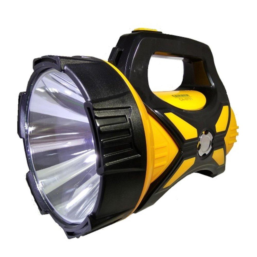 Spesifikasi Cahaya Ca 5721 Senter Charge Led Rechargeable Spotlight Putih 10 Watt Super Terang Kuning Bagus