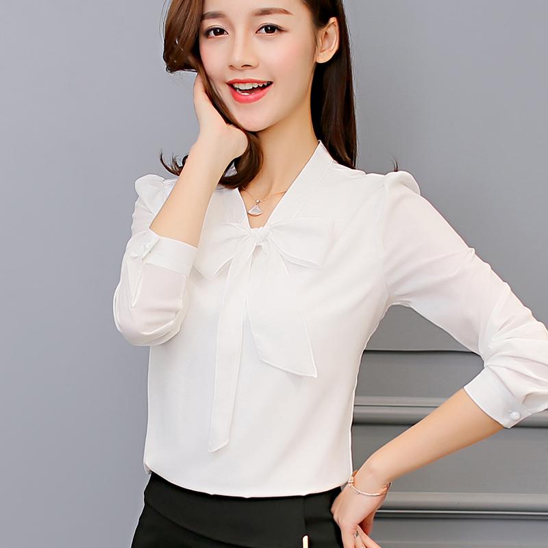 Spesifikasi Calan Diana Kemeja Wanita Bahan Sifon Lengan Pendek Panjang Warna Putih Merah Muda Putih Paling Bagus
