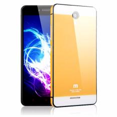 Calandiva Backcase Tempered for Xiaomi Redmi Note 2  - Gold