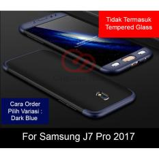 Beli Calandiva Premium Front Back 360 Degree Full Protection Case Quality Grade A For Samsung Galaxy J7 Pro 2017 J730 Online