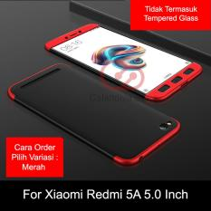 Spesifikasi Calandiva Premium Front Back 360 Degree Full Protection Case Quality Grade A For Xiaomi Redmi 5A 5 Inch Yang Bagus