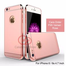 Calandiva Premium Quality Elegance Protection Hardcase for Iphone 6 / 6s 4.7 Inch