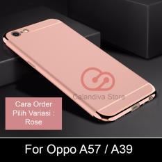 Calandiva Premium Quality Elegance Protection Hardcase for Oppo A39, Oppo A57 (sama ukuran)