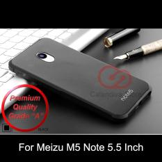 Promo Calandiva Shockproof Hybrid Premium Grade A Softcase For Meizu M5 Note 5 5 Inch Hitam Di Jawa Barat