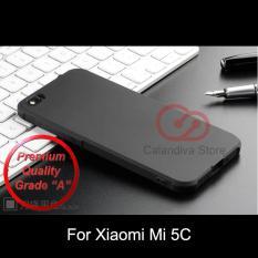 Rp 39.900. Calandiva Shockproof Hybrid Premium Grade A Softcase for Xiaomi MI 5C- HitamIDR39900