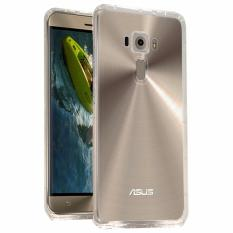 Calandiva Shockproof TPU Ultrathin Case for Asus Zenfone 3 ZE552KL 5.5 Inch - Clear