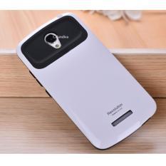 Beli Calandiva Slim Armor Revolution Case For Xiaomi Redmi Note 2 Pro Prime Putih Nyicil