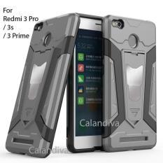 Calandiva Transformer Kickstand Slim Armor Hardcase for Xiaomi Redmi 3 Pro / 3s