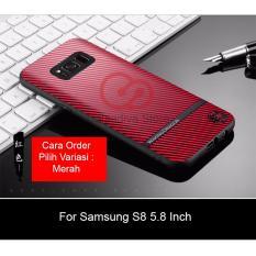 Harga Calandiva Gentleman Series Shockproof Hybrid Premium Quality Grade A Case For Samsung Galaxy S8 5 8 Inch Yang Murah