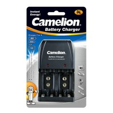 Camelion Universal Battery Charger BC-0904S - Hitam