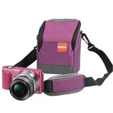 Camera Bag Case Cover For Sony DSC-RX100 RX100 M2 RX100 M3 HX50VHX60 HX90 a6000 a5000 a5100 H300 RX1 W800 W830 WX350 - intl