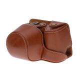 Tips Beli Casing Kamera Kantong For Menutupi Kasus Sony A6000 Nex Kamera 6 Coklat Yang Bagus