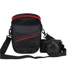 Tas Kamera Kasus untuk Canon EOS M M2 M3 M10 G5X G15 G16 G11 G12 SX120 SX130 SX150IS SX160 SX170 Tas Bahu SX400 SX410 SX420IS-Intl