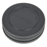 Beli Bodi Kamera Rear Lens Cap Cover Set Untuk Sony Nex3 Nex5 Kredit