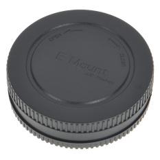 Spesifikasi Bodi Kamera Rear Lens Cap Cover Set Untuk Sony Nex3 Nex5 Merk Oem