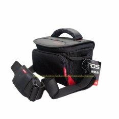 Kamera Tas Bahu Wadah untuk Canon 70D 450D 500D 550D 600D 650D 700D 1000D 1100D-Intl