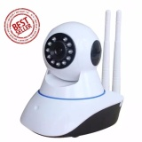 Jual Camera Cctv Dual Antenna Wifi 2 Antena 720P Hd Ir Night Vision Branded