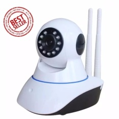 Review Terbaik Camera Cctv Dual Antenna Wifi 2 Antena 720P Hd Ir Night Vision
