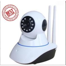 Harga Camera Cctv Dual Antenna Wifi 2 Antena 720P Hd Ir Night Vision Branded