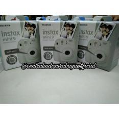 Jual Camera Fuji Polaroid Instax 9S Smoky White Ori