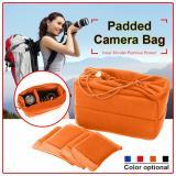 Harga Camera Insert Bag Protect Package Case Partition Padded For Dslr Slr Lens Terbaru