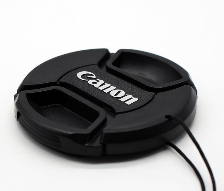 Tips Beli Camera Lens Cap For Canon 700D 550D 760D 1300D 600D 100D 18 55Mm Slr 58Mm Intl