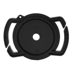 Tutup Lensa Kamera Dudukan Pengikat Dr Logam PD Sabuk Keselamatan Kiper Anti-Lost untuk 52mm-Intl
