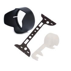 Spesifikasi Tudung Penutup Lensa Kamera Matahari Gimbal Penjaga Untuk Djinphantom 3 Beserta Harganya