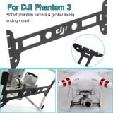 Penawaran Istimewa Lensa Kamera Landing Gear Plate Guard Gimbal Protection Board Untuk Dji Phantom 3 Intl Terbaru